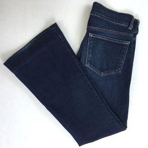 J Brand Women's Dark Wash Boot Cut Jeans 27
